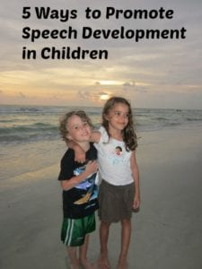 Promote Speech Development in Children