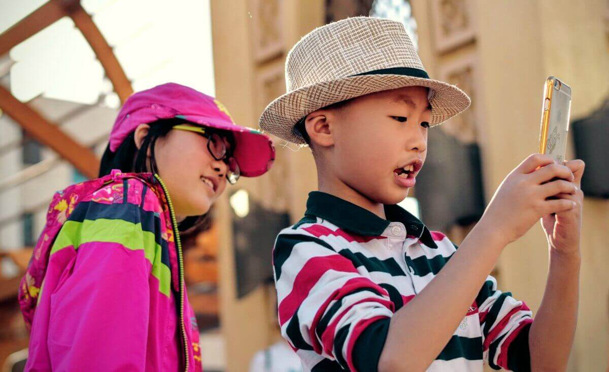 Raising Kids in Digital World