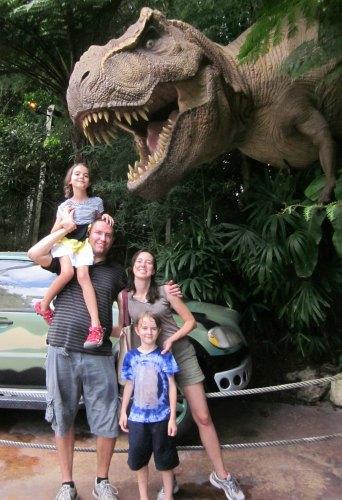 Jurassic Park Univeral's Islands of Adventure