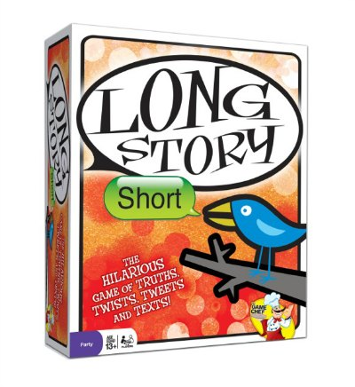 Long Story Short party game