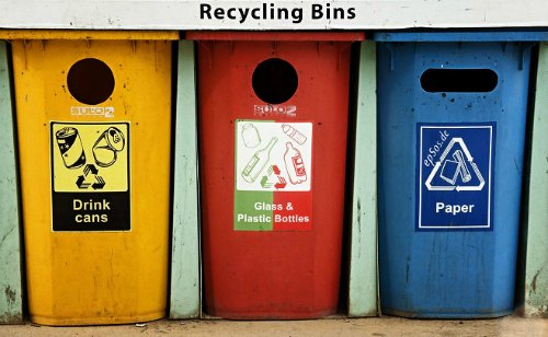 recycling tips for common household trash