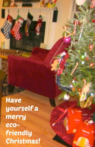 eco-friendly Christmas tips