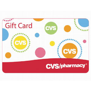 CVS gift card giveaway