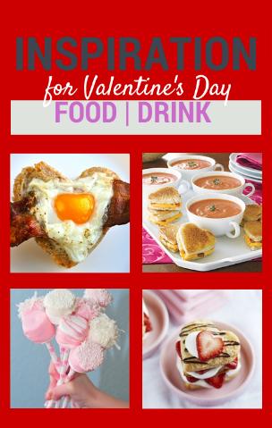 Pinterest Valentine's Day Food
