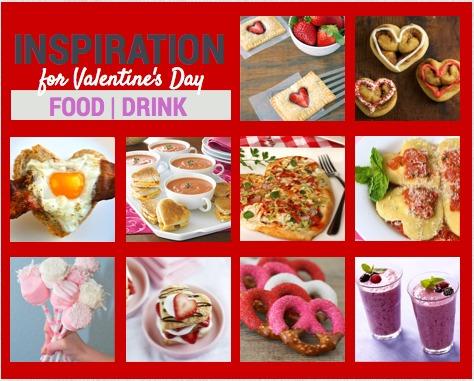 Valentine's Day food inspiration