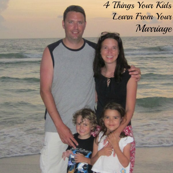 your marriage affects your kids