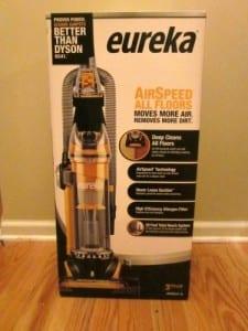 Eureka AirSpeed All Floors 3001