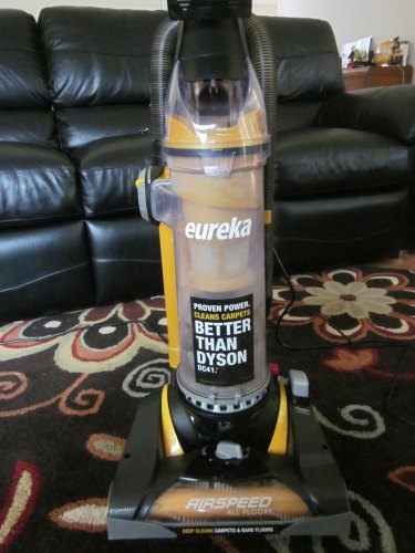 Eureka AirSpeed All Floors review