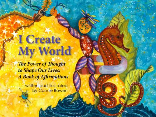 I Create My World Children's Affirmation Book