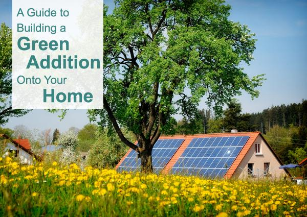 build green home addition guide