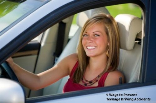 Prevent Teenage Driving Accidents