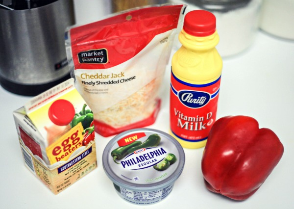 omelet cup ingredients