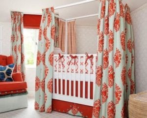 kids room fabric