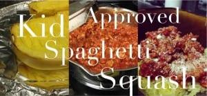 spagetti squash recipe