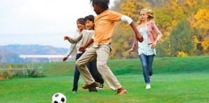 help kids stay active