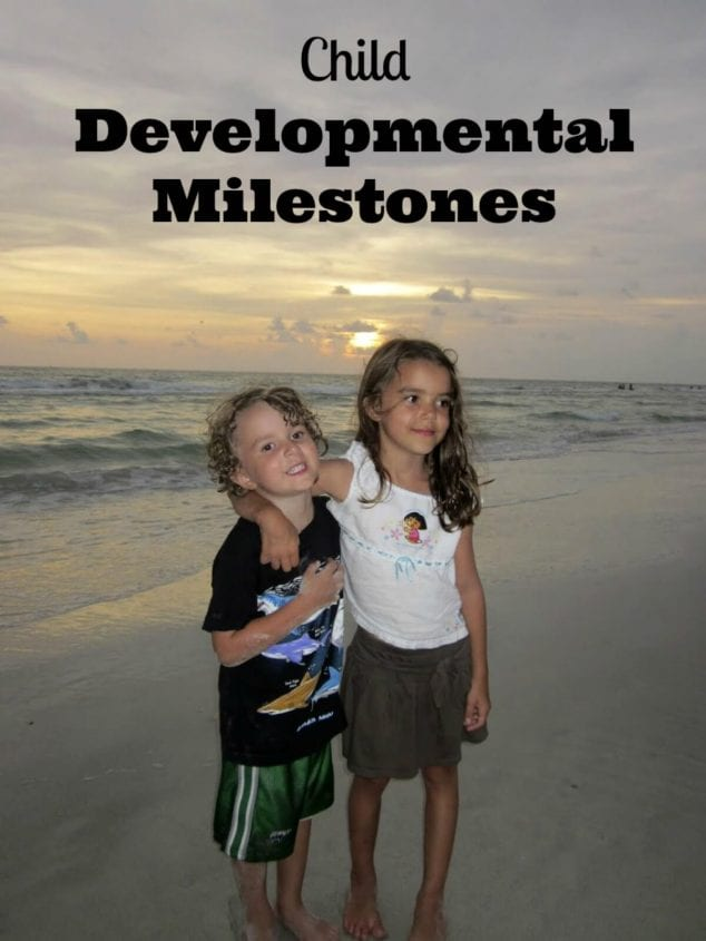 Child Developmental Milestones