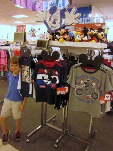 Kohl's Disney Boys Clothing