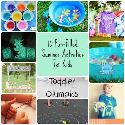 summer crafts kids will love