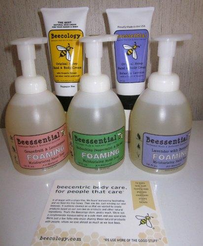 Beecology giveaway