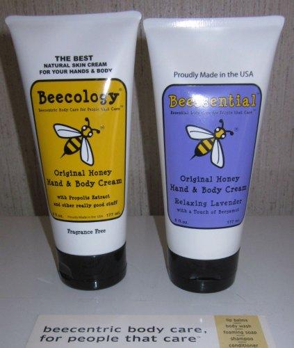 Beecology paraben free body care cream