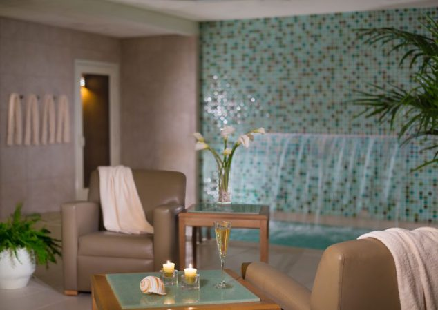 Hilton serinity spa