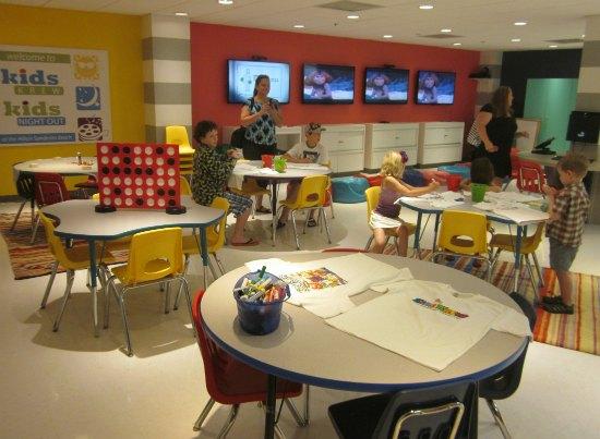 Hilton Sandestin childcare Kids Krew