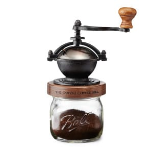 Coffee Grinder from uncommongoods.com