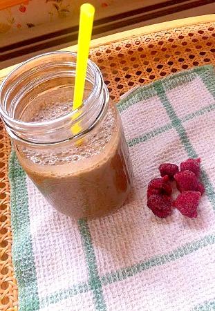 Decadent summer smoothie recipe
