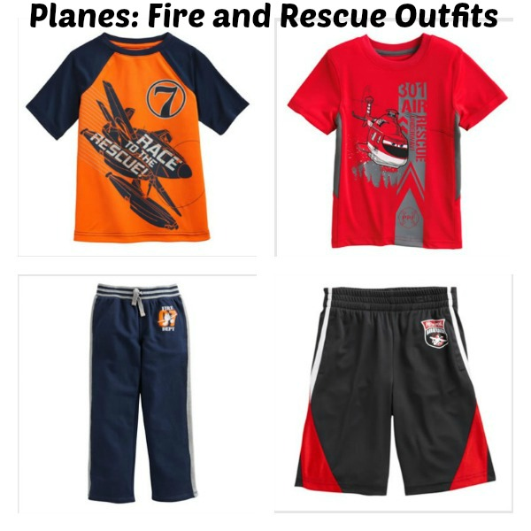 Disney Planes Jumping Beans Clothing