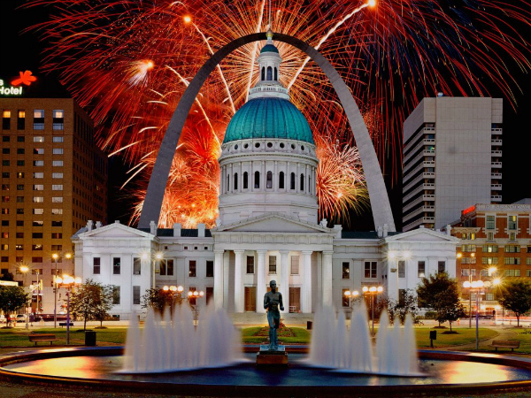 places to celebrate 4th of July