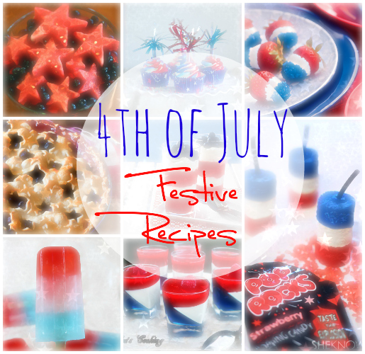 4th of July recipes for desserts