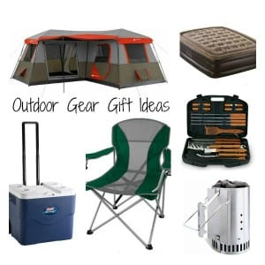 Outdoor Adventure Gear Gift Ideas
