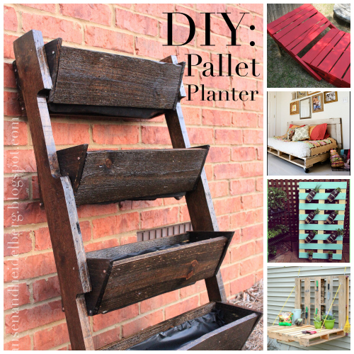 diy projects with pallets, pallet furniture, pallet garden