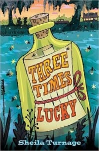 Seven Summer Reading Books Kids Will Love-Three Times Lucky