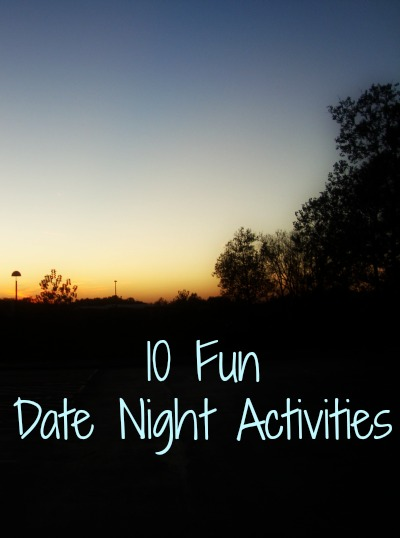 date night activities