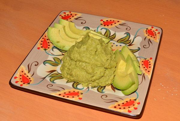 Avocado Hummus Recipe