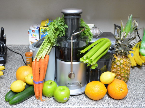 Healthy Juicing Recipes