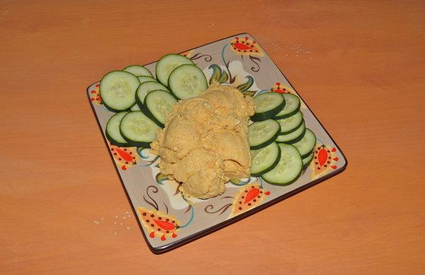 Feta Cheese Hummus Recipe