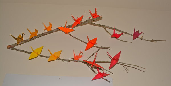 Origami birds. Schemes, instructions for Android - APK Download | 302x600