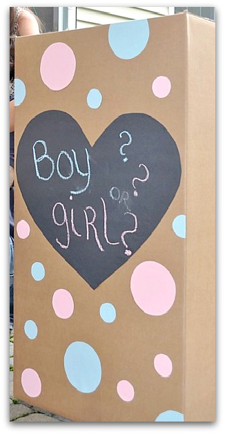 Ideas For Baby Gender Reveal Parties