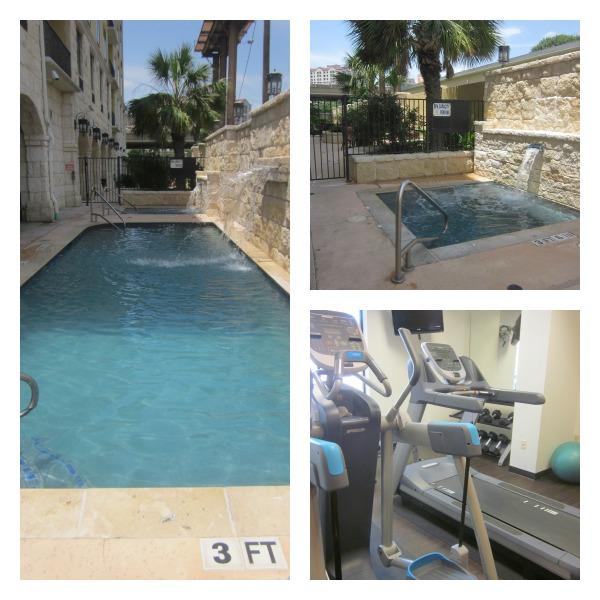 Comfort Suites San Antonio Hotel Pool
