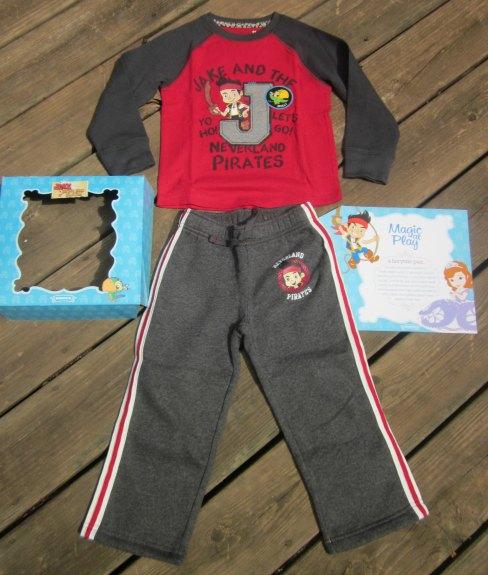 Disney Jake Clothing