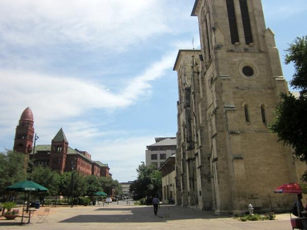 San Antonio San Fernando Cathedral
