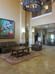 comfort suites san antonio hotel