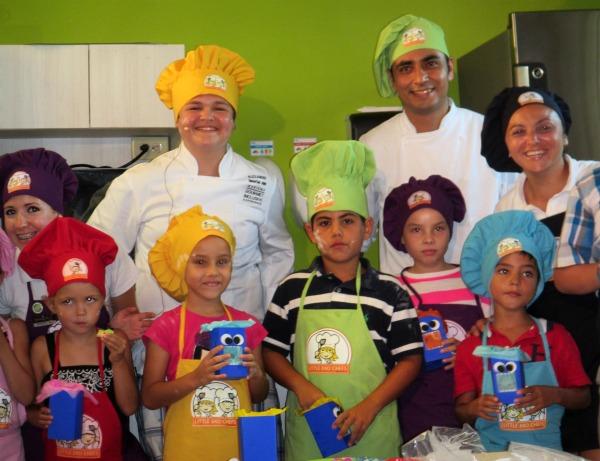Alexander Weiss Eko Chefs Class