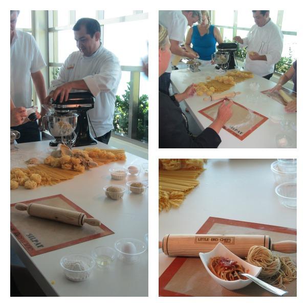 Little Eko Chef Pasta Class