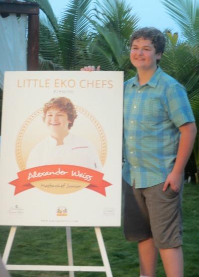 Little Eko Chefs with Alexander Weiss