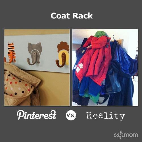 Pinterest Vs. Reality Fail