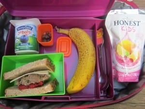 healthy lunchbox idea