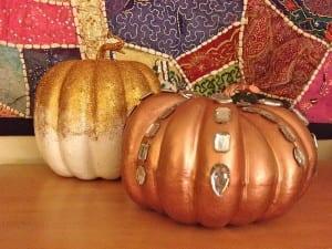 DIY Pumpkin Decor Tutorial
